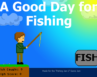 Rankone created a good day for fishing for Good day for fishing