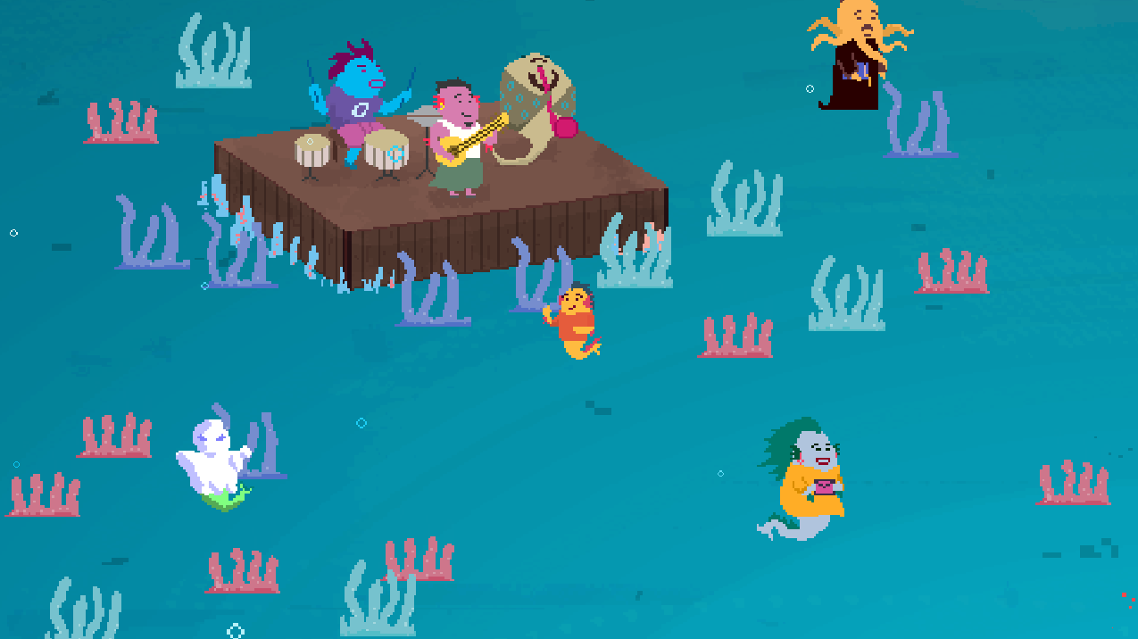 Fish kermesse by roh for fishing jam 2 for Fish io games