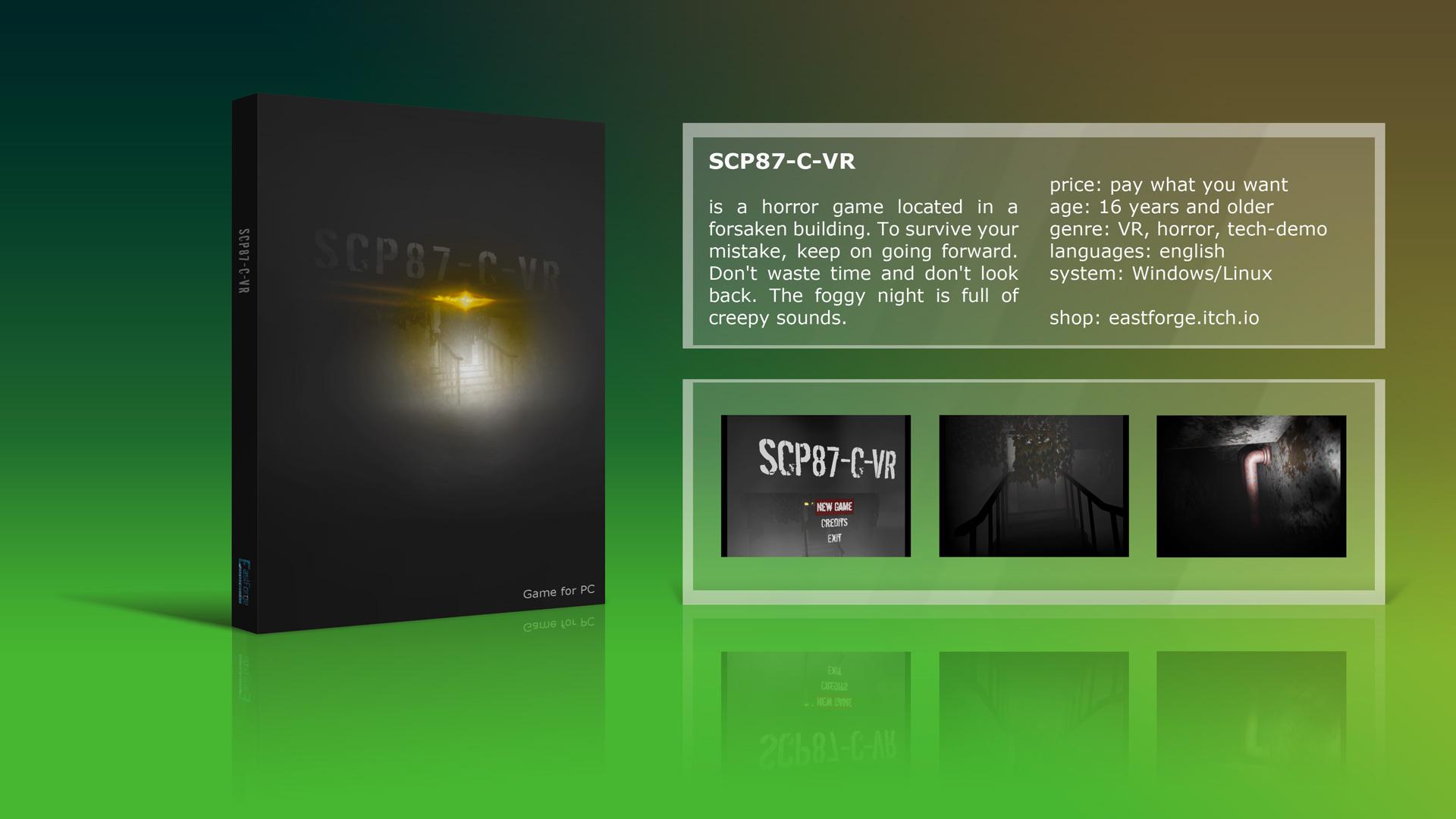 SCP87-C-VR