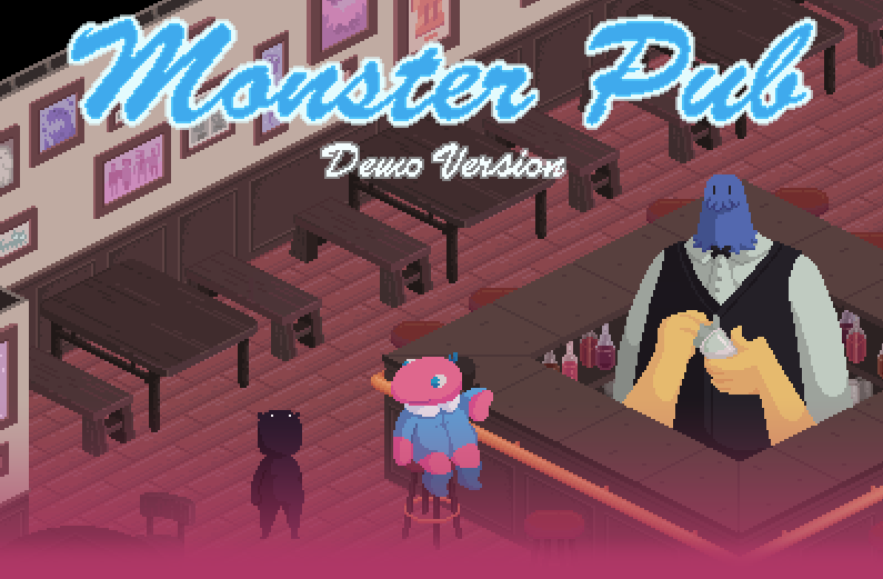 Monster Pub Tech Demo
