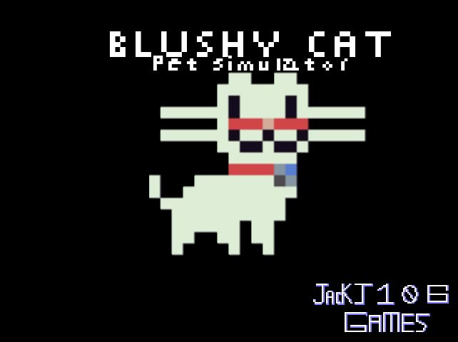 Blushy cat-pet simulator