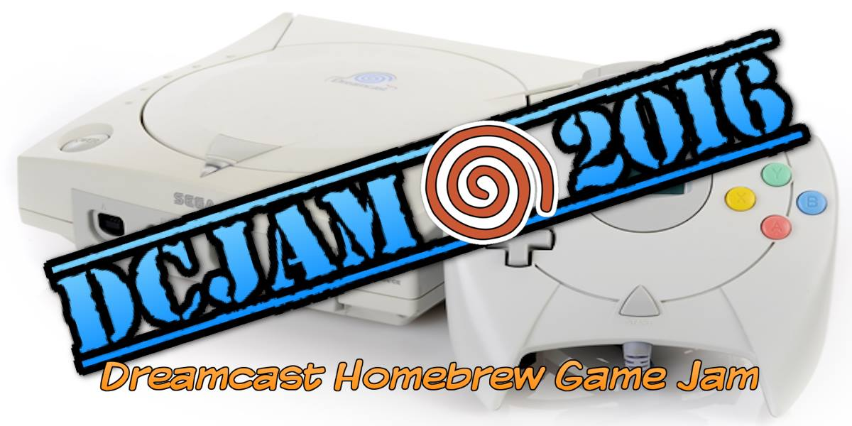 Dreamcast Homebrew 2016